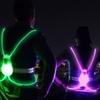 GILET LUMINEUX LED