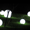 BOULE LED PATIO 25