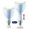 AMPOULE LED E27 RECHARGEABLE