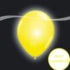 BALLON LUMINEUX LED JAUNE PAR 5