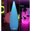 LAMPE LED GOUTTE SKAL 150CM