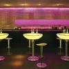 TABLE LED 105 PRO ACCU RVB
