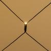 FILET LUMINEUX LED EXTÉRIEUR 6M 360 LED BLANC CHAUD