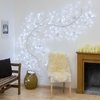 BRANCHE LUMINEUSE LED SOUPLE BLANCHE 3M 288 LED BLANC FROID