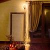 GUIRLANDE LED CASCADE LUMINEUSE 3M 900 MICRO LED BLANC CHAUD