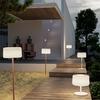 LAMPADAIRE SANS FIL RECHARGEABLE BOIS CHLOE PLANT