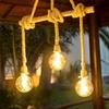 LAMPE LED SUSPENDUE SANS FIL 3 AMPOULES ILARIA