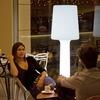 LAMPE  LED SUR PIED AVEC FIL EXTÉRIEUR CARMEN 165