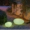 GALET LUMINEUX LED SANS FIL SOLAIRE PETRA 60