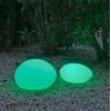 GALET LUMINEUX LED SANS FIL SOLAIRE PETRA 40