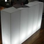 colonne-led-podium 2 vendu sur www.deco-lumineuse.fr