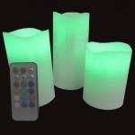 bougie-led-cire4-telecommande vendu sur www.deco-lumineuse.fr