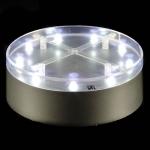 base-led-blanche-silver mini vendu sur www.deco-lumineuse.fr