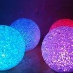 boule lumineuse-led-cristal vendu sur www.deco-lumineuse.fr