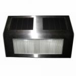 applique led solaire2 escaliers vendu sur www.deco-lumineuse.fr