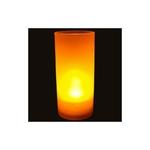 bougies-a-led-jaune-avec-photophore