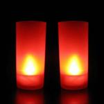 bougie-led-rouge-vendue-sur-www-deco-lumineuse-fr