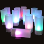 bougie-a-led-rvb-rechargeables-plateau-de-12 vendu sur www.deco-lumineuse