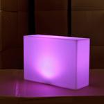 centre-de-table-lumineux-led-combi-violet vendu sur www.deco-lumineuse.fr