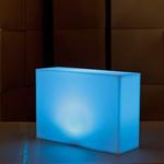 centre-de-table-lumineux-led-combi-bleu vendu sur www.deco-lumineuse.fr