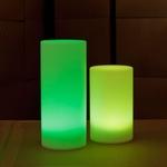 centre-de-table-lumineux-led-bollero vert vendu sur www.deco-lumineuse.fr