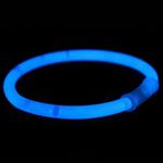 bracelet-fluo-bleu vendus sur www.deco-lumineuse.fr