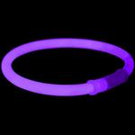 bracelet-fluo-mauve vendus sur www.deco-lumineuse.fr