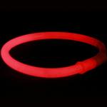 bracelet-fluo-rouge vendus sur www.deco-lumineuse.fr