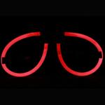 lunettes-fluos rouge vendues sur www.deco-lumineuse.fr