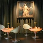 table lumineuse led rose, vendue sur www.deco-lumineuse.fr