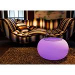 pouf-lumineux-led-bubble-rvb vendus sur www.deco-lumineuse.fr