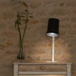 lampe-led-oups noire