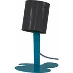 lampe led design bleugris P'TITE OUPS!