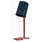 lampe-led-design grisrouge OUPS!