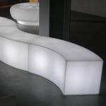 assise lumineuse led vendue sur www.deco-lumineuse.fr