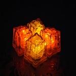 glacons-led-ORANGE-vendus sur www.deco-lumineuse.fr