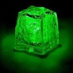 glacons led vert vendu sur www.deco-lumineuse.fr