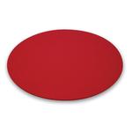 coussin rouge bubble