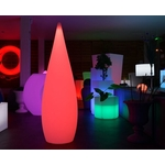 lampe led design sans fil skal 150