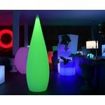 lampe led sans fil verte skal 150