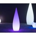lampe led sans fil mauve skal 80
