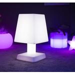 lampe led sans fil aba xl blanche