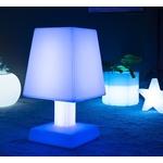 lampe led sans fil aba xl bleue