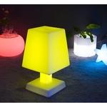 lampe led sans fil aba xl jaune