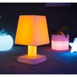 lampe led sans fil aba xl orange