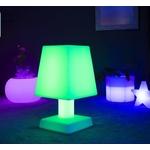 lampe led sans fil aba xl verte