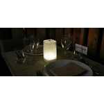 centre de table led moderne nobi