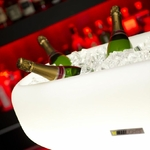 seau a champagne lumineux led geant