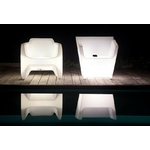 fauteuil lumineux led design moderne translation