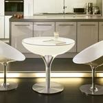 table-lumineuse-led-sans fil pro-75-
